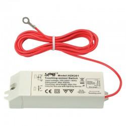 Interrupteur sensitif pour spots leds et hallogènes ou fluorescent.