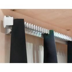 Porte cravates pour aménagement d'armoire (Keeper)