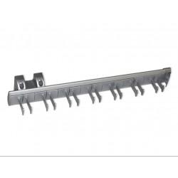 Porte-ceintures pour aménagement d'armoire (Keeper)