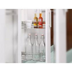 Porte-bouteilles latéral extractible Supra