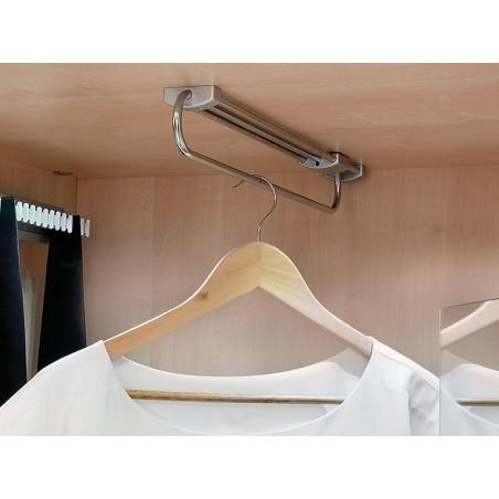 Porte-vêtements extractible (Self)