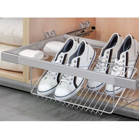 Cadre coulissant pour aménagement d'armoire (Keeper)