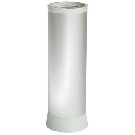 Pied de meuble en aluminium diamétre 40mm