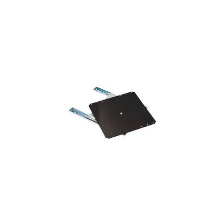 Support TV rotatif coulissant orientable !