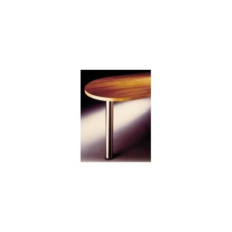 Pied de table métallique diamètre 60mm