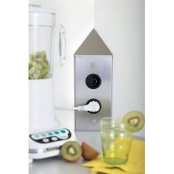 Bloc 2 prises d 39 angle prises electriques accessoires for Multiprise cuisine angle