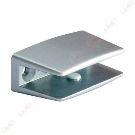 Pince rectangulaire pour une tablette en verre