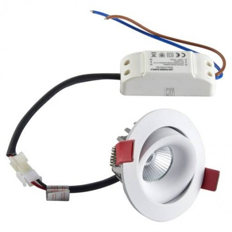 Spot LED inclinable 5W