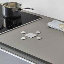 Repose-casserole Inox