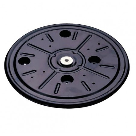 Support TV rotatif disques métalliques