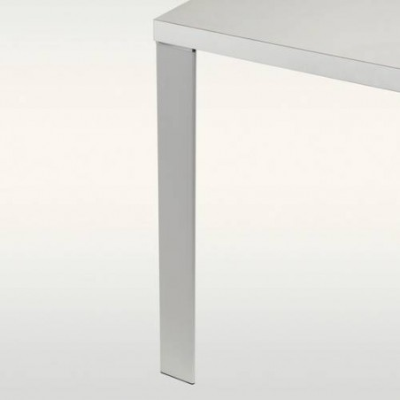 Pied de table alu triangolo