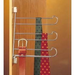 Porte cravates pivotant