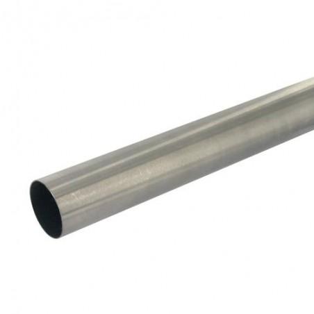Tube en inox diamétre 40mm