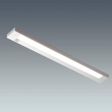 Luminaire à tube fluo en applique