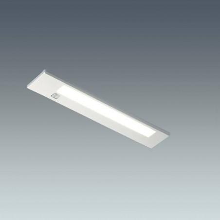Luminaire à tube fluo à encastrer