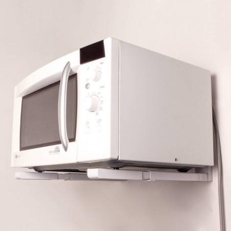 Console réglable pour micro ondes