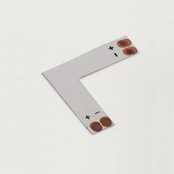Angle 90° pour bande LED