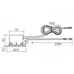 Interrupteur IP23