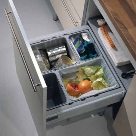 Poubelle pour tiroir TANDEMBOX