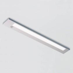 Luminaire à tube fluo en applique.
