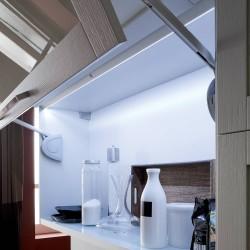 Luminaire LED avec détecteur