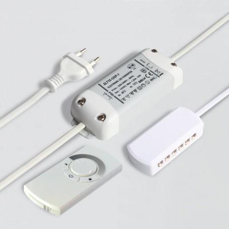 Transformateur + variateur LED