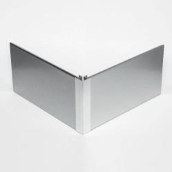 Angle pour plinthe en PVC