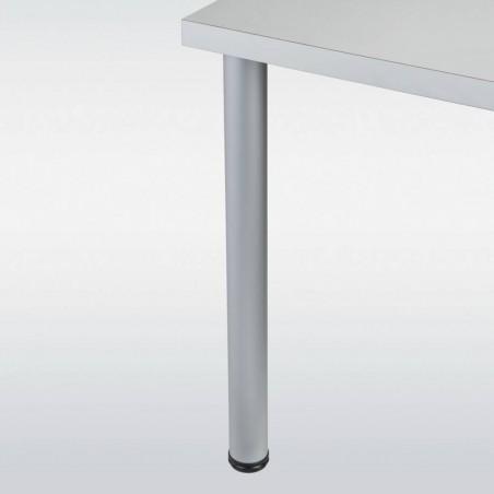 Pied de table de diamètre 60 mm