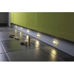 Spot à led pour plinthe sous porte de meuble bas