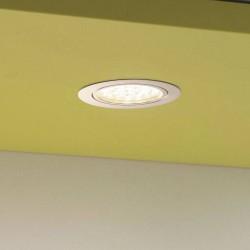 Spot extra plat en aluminium sous meuble haut