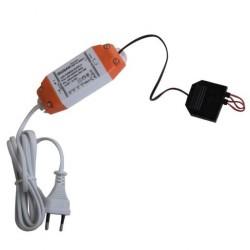 Convertisseurs dimmables 50/700ma avec câble d'alimentation