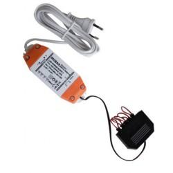 Convertisseurs dimmables 350/700ma avec câble d'alimentation