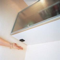 Interrupteurs infra-rouge sous meuble haut