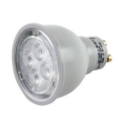 Lampes LED 6.8W culot GU 10