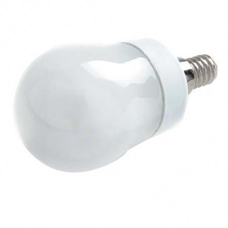 Lampe opaline fluo compact