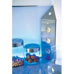 bloc prises d 39 angle pour cuisine accessoires cuisines. Black Bedroom Furniture Sets. Home Design Ideas