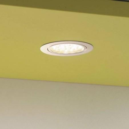 Kit spots LED extra plat avec convertisseur