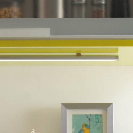Profil rond en applique pour bande LED