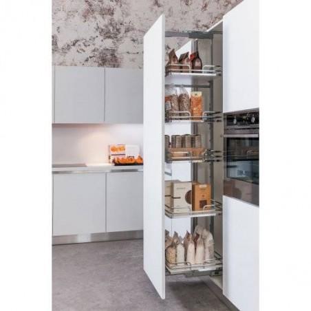 Panier supplémentaire pour aménagements d'armoire de cuisine