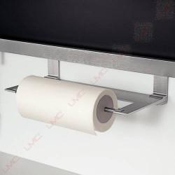 Porte rouleau pour crédence moderne en aluminium