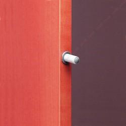 Amortisseur BLUMOTION à incorporer dans le montant du meuble côté poignée installé dans le caisson