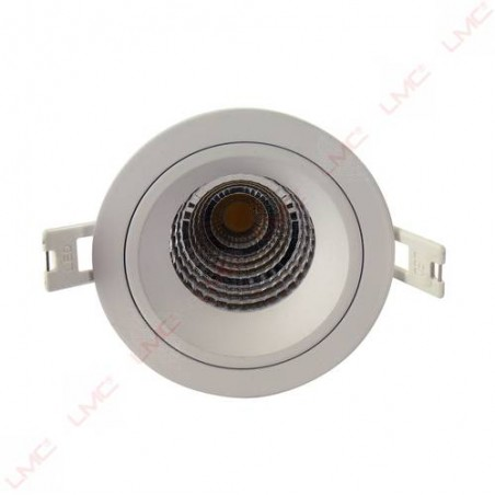 Spot LED rond à encastrer
