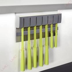 Porte-couteaux magnétique pour profil de crédence LINERO Mosaïque