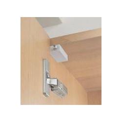 Embase adhésive pour amortisseurs de porte
