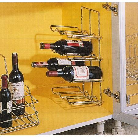 Porte bouteilles à fixer