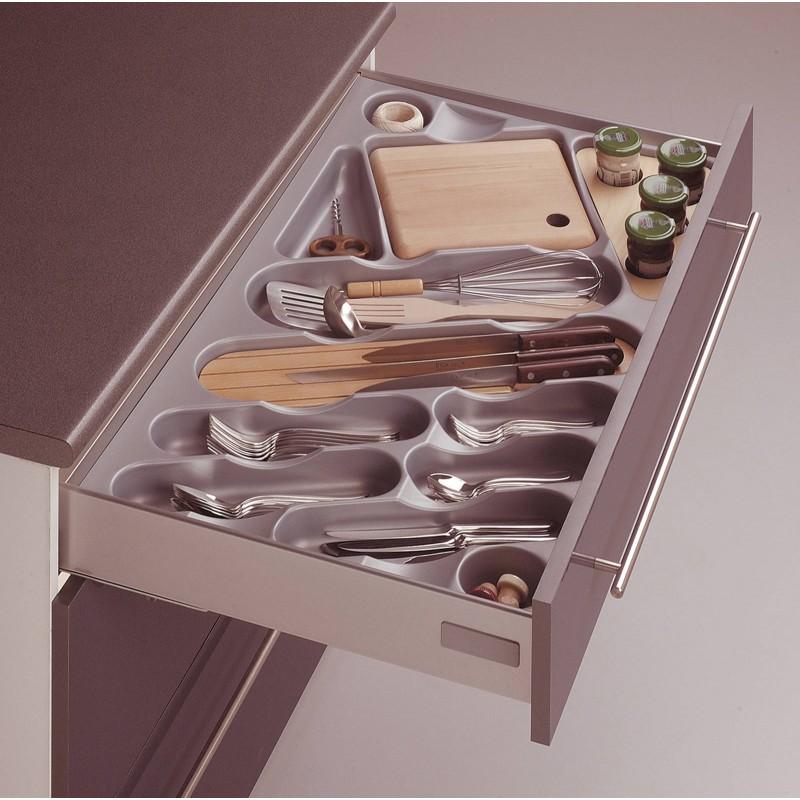 Planche à découper pour range couvert dans le tiroir