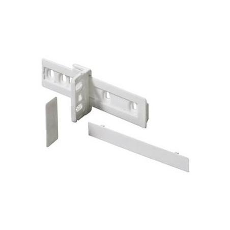 Glissière en PVC pour frigo